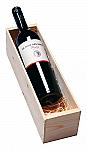 La Cour des Dames Merlot 1 fles in houten kist