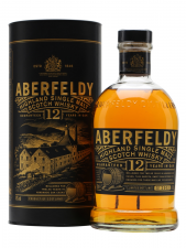 Aberfeldy 12 jr Single malt 70cl 40%