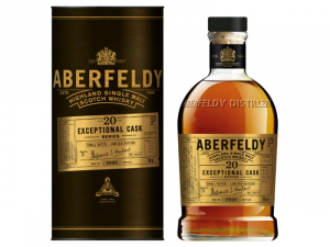 Aberfeldy 20y Limited Edition Exceptional Casks Single malt 70cl 43%