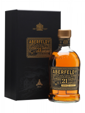 Aberfeldy 21 jr -Single Highland Malt -70cl 40%