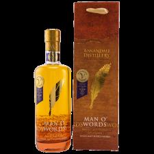 Annandale Man o`Words 2015 Bourbon 59.3% cask 537 70cl