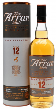 Arran 12 yr  Cask Strength  070  52.4%