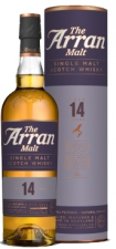 Arran 14 Year Old  70cl 46%