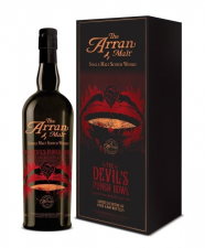 Arran Devil`s Punch no1   52.3%  70cl
