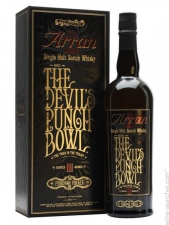 Arran Devil`s Punch no3   53,4%  70cl
