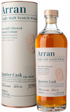 Arran Quarter Cask The Bothy 56.2%  70cl