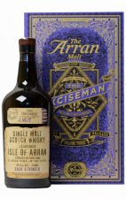 Arran the Exciseman   56,8%  70cl