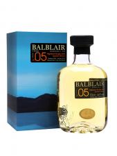 Balblair 2005    10yr   46%  70cl
