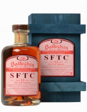 Ballechin 13 jr  Port Cask 54.2% 50cl