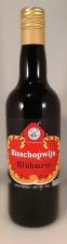 Bisschopwijn - gluhwein  uit Hoorn 10% 75cl