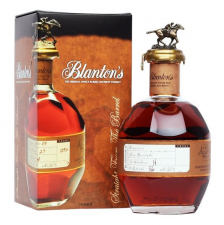 Blanton`s Straight from the Barrel  Bourbon  64,5% 70cl
