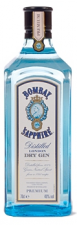 Bombay Sapphire Gin  (70cl, 40%)