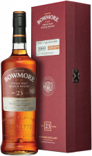 Bowmore 23yr  Port Cask  Islay Single malt  -70cl -50,8%