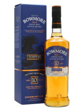Bowmore Tempest  Islay Single malt  -70cl -55,9%