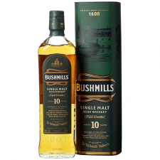 Bushmills 10 Year Old Irish single malt (70cl, 40%)