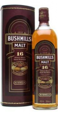 Bushmills 16 Year Old / threeWood  (70cl / 40%)