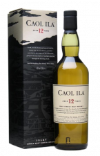 Caol Ila 12yr  Islay single malt  -70cl  -43%