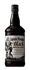 Captain Morgan Black Spiced rum 70cl  40%