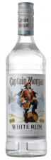 Captain Morgan White rum 70cl  40%