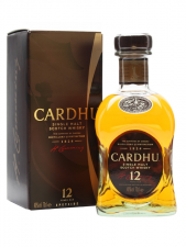 Cardhu 12yr single malt whisky (70cl,40%)