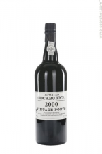 Cockburn`s Vintage 2000 Port   75cl 20%