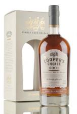 Cooper's Choice Bunnahabhain 2001 19y Oloroso Sherry Cask 50.5% 70cl
