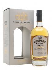 Cooper's Choice Caol Ila 2008 12y Bourbon Cask 53.5% 70cl