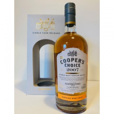Cooper`s Choice Glenrothes 2007 56.3%  70cl