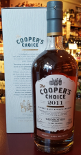 Cooper`s Choice Glenrothes 2011 57,5%  70cl
