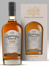 Cooper's Choice Laggan Mill Secret Islay  70cl 46%