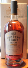 Cooper's Choice  Port Charlotte  2007 8yr   70cl 46%