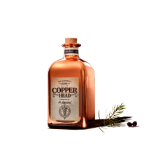 Copperhead Gin  70cl 40%