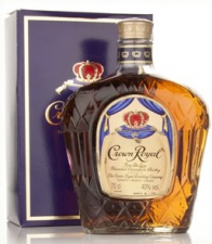 Crown Royal Canadian Whisky 40% Liter