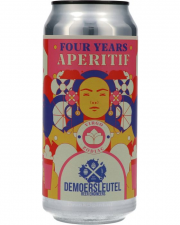 De Moersleutel Four Years Aperitif