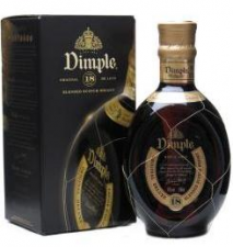 Dimple Golden selection whisky, 70cl, 40%