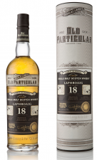 Douglas laing Old Particular  Laphroaig 18 Years Old Single Cask Whisky Consortium of Cards 50% 70cl