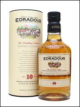 Edradour 10 jr  Highland Malt 70cl  46%