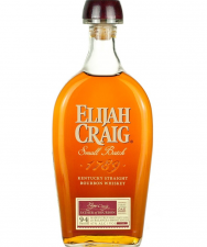 Elijah Craig Small Batch bourbon   70cl -47%