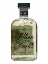 Filliers Dry Gin pineblossom 28 50cl 42,6%