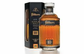 Filliers Single Malt Belgian Whisky 10y 70cl 43%