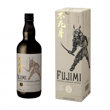 Fujimi Blended Japanese Whisky The 7 Virtues of the Samurai 40% 70cl