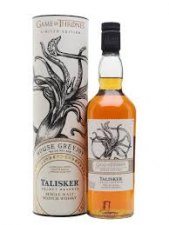 Game of Thrones House Greyjoy Talisker Select Reserve 45,8% 70cl