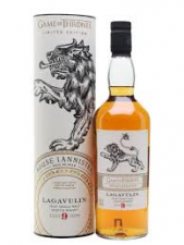 Game of Thrones House Lannister Lagavulin 46% 70cl