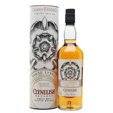 Game of Thrones House Tyrell Clynelish Reserve 51,2% 70cl