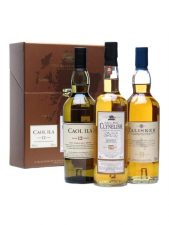Giftset Coastal Classic Single Malt  gift set  3x20cl