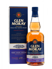 Glen Moray Port Cask  40% 70cl