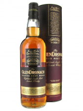 Glendronach Peated port wood   46% 70cl