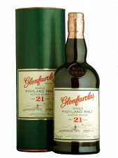 Glenfarclas 21 Year Single Malt Whisky  (70cl, 43%)