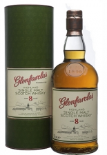 Glenfarclas 8 Year single malt   (70cl, 46%)