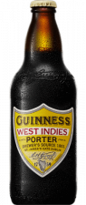 Guinness West indies Porter  50cl 6%